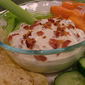 Big Game Bacon Onion Garlic Dip