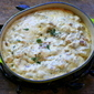 Italian Sausage Dip with Fontina and Sage