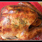 Orange and Maple Glazed Turkey