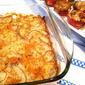Sicilian Style Potato Gratin