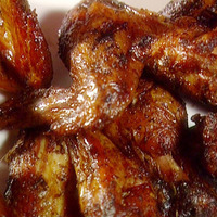 Bourbon Buffalo Wing Sauce