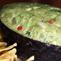 Who knew Guacamole could be so easy (and tasty)? Recipe