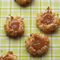 Coconut Thumbprint Cookies with Salted Caramel from Martha Stewart Living, February 2012
