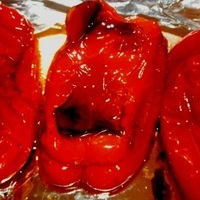 CECELIA'S ROASTED RED PEPPERS