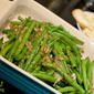 Lamb Pro-Am Side Dish: Green Beans and Shallots