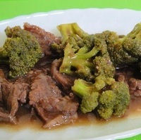 Tender Juicy Beef and Broccoli