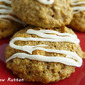 Apricot Cashew Quinoa Breakfast Cookies