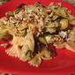 Pasta of the Month - A for Artichokes