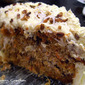"""The Best Carrot Cake"""