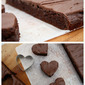 Chocolate Fudge Brownies w/ Chocolate Buttercream Frosting {Joy the Baker Cookbook Spotlight & Cook-Off}