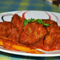 Ayam Masak Merah (chicken cooked in red sauce)