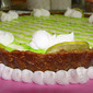 Key Lime Pie-Eggless