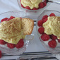 #187 After Valentine's day Zabaglione with Raspberries