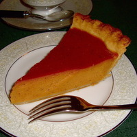 Creole Perfect Sweet Potato Pie