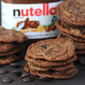 Nutella Chocolate Chip Cookies - Secret Recipe Club