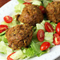 Recipe for Moroccan turkey meatballs
