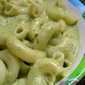 Pasta In Spinach Cream Sauce
