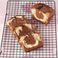 Chocolate Marble Bread ~ for The Daring Bakers