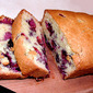 Easter Blueberry Bread Recipe