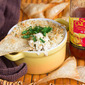 Deconstructed Crab Rangoon Dip
