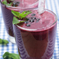 Easy Mixed Berry Smoothie