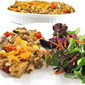 Decadently Delicious and Low Calorie, Beefy Mac and Cheese Casserole