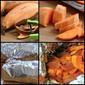 Sriracha Sweet Potato Packets