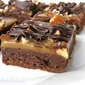 Salty Turtle Brownies