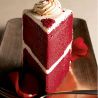 Mouth-watering Moist Red Velvet Cake Made at Home