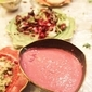 Pink Dip Recipe with Sesame Butter and Beet