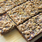 Apple Butter Walnut Bars