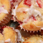 Berry Fat Free Sour Cream Muffins