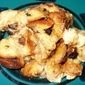 Cinnamon Raisin Bread Pudding (easily converts to a lighter bread pudding dessert)