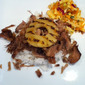 Hawaiian Kalua Pork with Apple Coleslaw