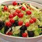 Salad Is Very Healthy To Add to your Diets Plus A Fat Free Homemade Caesar Dressing?