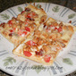 BBQ Crescent Chicken Pizza