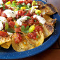 Classic Nachos from Every Day with Rachael Ray Magazine, March 2012