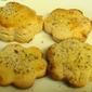 Orange Cookies GF