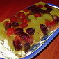 A Grape Terrine with Moscato Wine