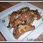 Improv Challenge: Potato and Cheese Pierogi