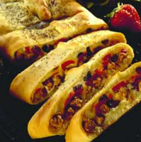 Italian Sausage Bread in a Flash