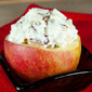 Apple, Blue Cheese and Walnut Dip