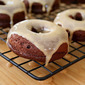 Chocolate Donuts with Irish Cream Glaze (Low Carb and Gluten-Free) and Giveaway #3