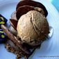 Chocolate Espresso Kahlua Ice Cream {Gourmet Ice Cream Lab Makeover}