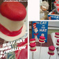 "RECIPE: ""Dr. Seuss Hat"" Candied Marshmallow Pops"