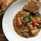 Guinness Irish Lamb Stew & Irish Brown Soda Bread