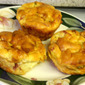 Meatless Mondays - Puffy Mashed Potato Cupcakes