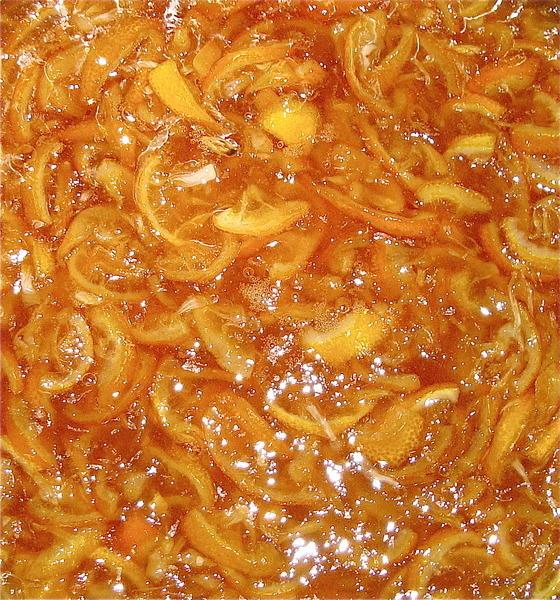 ... created a unique and delicious Meyer Lemon Honey Vanilla Marmalade