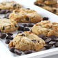 Brown Butter Peanut Butter Chocolate Chip Cookies - Secret Recipe Club