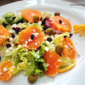 Citrus Bloghop-Orange and Lettuce Salad